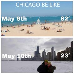 Chicago Be Like