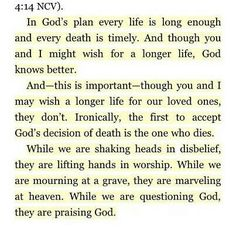 Remember that only GOD knows the plans He has for us, D.ON'T let IGNORANCE let YOU think otherwise . quote by Max Lucado on death The Words, Max Lucado Quotes, Quotes To Live By, Me Quotes, Gods Plan Quotes, Bible Verses Quotes, Death Quotes, Quotes About Death, Christian Quotes
