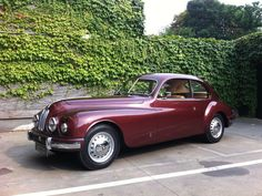 Bristol 401 2 door saloon (1948-1953)
