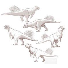Dragons, Prehistoric Wildlife, Cool Dinosaurs, Les Reptiles, Recent Discoveries, Alien Worlds, Dinosaur Art, A Beast, Quick Sketch