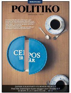 Politiko, cover
