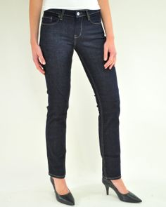 Straight Jeans - Nancy's Gone Green! Eco Boutique