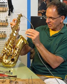 Saxophone Repair Shop Bios-Professional Woodwind Overhauls | Saxquest