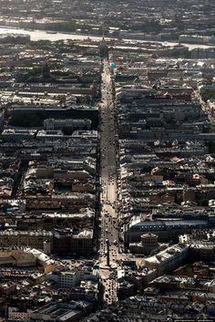 Санкт-Петербург с вертолета | St. Petersburg from above - Gelio (Степанов Слава)