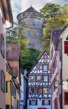 Tübingen, Baden-Württemberg, Germany (by Rainer Fritz on Flickr)