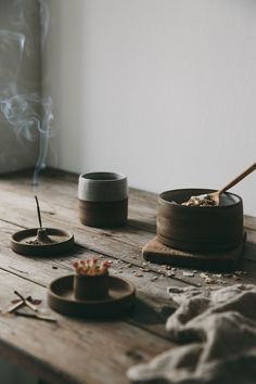 Start each morning clear of mind. This ceramic incense holder is hand thrown from a mixture of dark and light stoneware clays with added texture giving each piece its own beautifully tactile and unique feel.