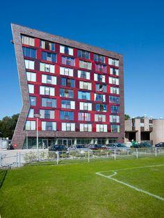 Gallery of University of Twente Campus buildings / Arons en Gelauff Architecten - 4