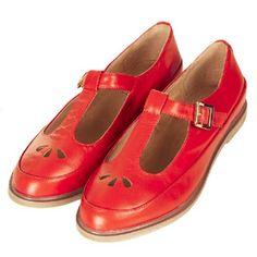 Martie t-bar geek shoes