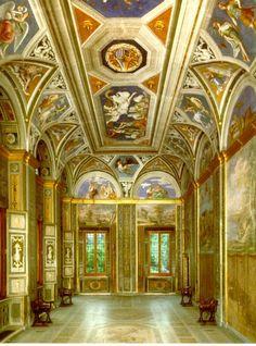 Accademia Nazionale dei Lincei - VILLA FARNESINA