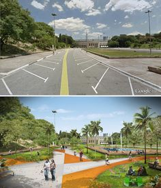 PACAEMBU 2 | antes e depois | Waldivo Junior