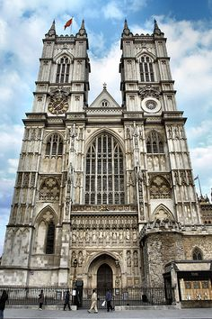 Westminster Abbey....