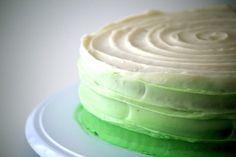 Key Lime Cake - Idea:  add some pureed Mango and some coconut flour to cake batter; KeyLime & Mango cake.