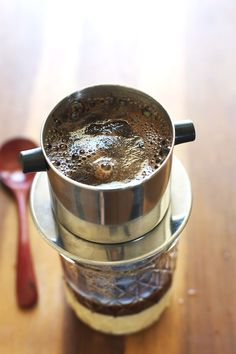 Brewing Vietnamese Coffee | Set the Table