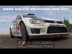 ▶ Official Video ADAC RALLYE DEUTSCHLAND 2013 (Pure Sound) - YouTube