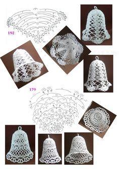 Crochet ideas that you'll love Crochet Snowflake Pattern, Christmas Crochet Patterns, Holiday Crochet, Crochet Snowflakes, Crochet Doilies, Crochet Flowers, Crochet Christmas Decorations, Crochet Ornaments, Xmas Ornaments