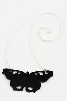 Ritariperho - a necklace made of an old vinyl record - Globe Hope World Design Capital Helsinki product line