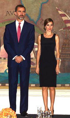 Princess Letizia Photos - Spanish Royals Visit Miami - Zimbio
