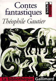 Contes fantastiques. Théophile Gautier
