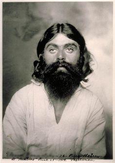 Augustus F. Sherman. Eleazar Kaminetzky. Russian Hebrew. Vegetarian. Augustus F. Sherman. Ellis Island portraits.