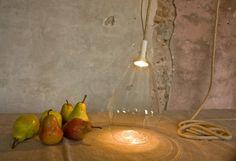 William lamp by OAF design, via Flickr