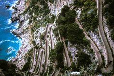 Capri - Via Krupp