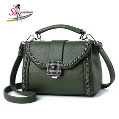2017 Europe and the United States lock small square package spring new handbag fashion bag handbags mini shoulder Messenger bag