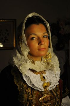 Costume Sardo (Sinnai) | Flickr - Photo Sharing!