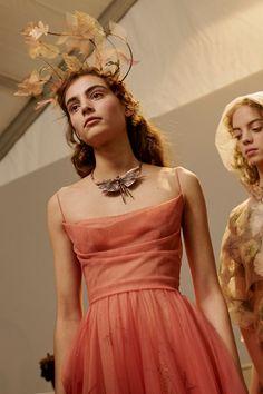 Dior Couture - Dior Dress - Ideas of Dior Dress - Dior Couture Paris Dazed Dior Haute Couture, Couture Fashion, Runway Fashion, Christian Dior Couture, Fashion Week, High Fashion, Fashion Show, Fashion Design, Club Fashion