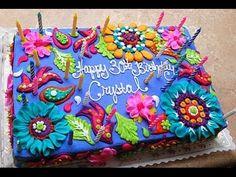 Top 25 Birthday Cake Decorating Ideas - Cake Decorating Video Compilation