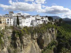 Pueblos Blancos. Ronda (Málaga)