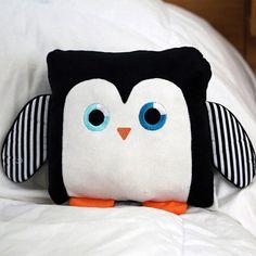 Poketti Plushie Sydney the Penguin