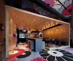 Kinoya Japanese Bistro Design by Jean de Lessard - Architecture & Interior Design Ideas and Online Archives | ArchiiiArchiii