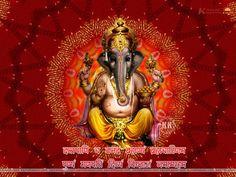 Ganesh Wallpapers, Vinayaka Wallpapers, Indian God Ganesha