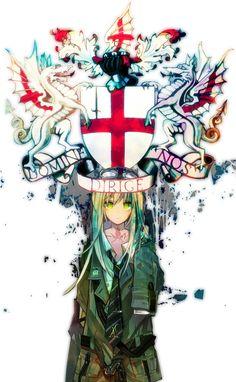 England ; ~ ;