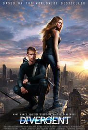 Divergent In a world divided by factions based on virtues, Tris learns she's Divergent and won't fit in.Warned that she must conceal her status, Tris uncovers a looming war which threatens everyone she loves.
