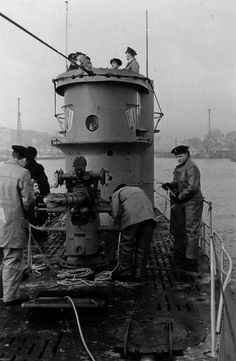 U-boat Archive - U-756 Photos