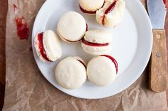 Easy macarons with a fail-proof trick to making this perfect every time.