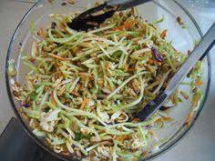 Pithy's Kitchen: Broccoli Slaw Salad