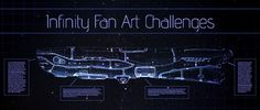 Art Challenges for Infinity Fan Art, the #INovaeStudios #community is re-harnessing the talent and passion that the old Contributions forums once held.   #spacesim