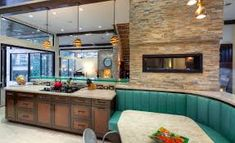Best Redesign Your Home With Kitchen Ideas Two Tone Kitchen Cabinets Ideas Design. #Inspiration #concept #stylish #modern #traditional #favorite