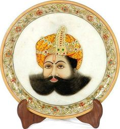 Classic Marble Paintings Art from India