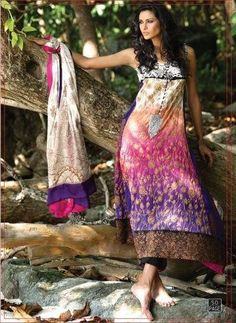 -Lakhani Lawn Collection 2012