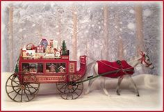 """1"""" Merry Peddler COMPLETE with all Accessories."""