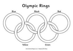 Olympic rings and other Olympics printable coloring pages {lots of printable coloring sheets} Olympic Idea, Olympic Sports, Olympic Games, Olympic Flag, Olympic Gymnastics, Kids Olympics, Summer Olympics, Olympics News, Senior Olympics