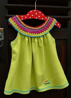 great idea, crochet for kids