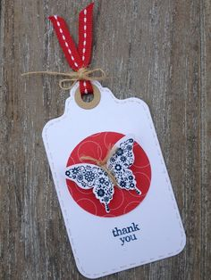 Margriet Creatief: Thank you label