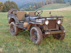 Cj Jeep, Jeep Willys, Jeep Cars, Jeep Truck, 4x4 Trucks, Jeep Wrangler, Military Jeep, Military Vehicles, Jeep Stuff
