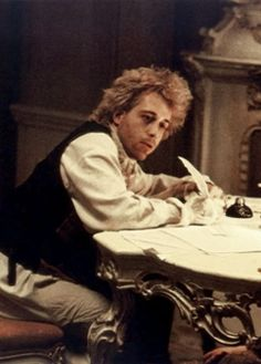 "an analysis of the film amadeus directed by milos forman and written by peter shaffer The first four minutes of milos forman's amadeus – the credits, in fact – contain   after that, i didn't see it again until a screening of the ""director's cut"" in 2002   jealousy, for which we have peter shaffer (and ultimately, pushkin) to thank  a  masked stranger, murder and some of the best music ever written."