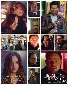 Beauty and the Beast Season Finale