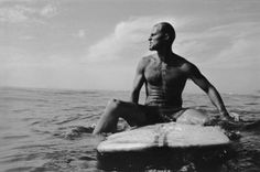 Ricky Grigg Waiting for a Wave, 1963